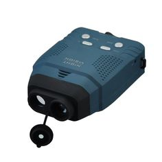 Night Vision Monocular, zoom 4X Blue-infrared Illuminator Allows Viewing in the Dark-records Images and Video telescope