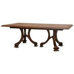 Therien Walnut Dining Table