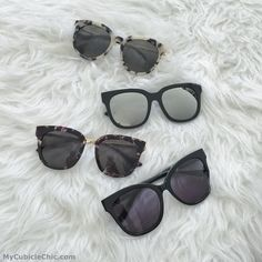 Gentle Monster Sunglasses Review || Cubicle Chic Gentle Monster Sunnies; Gentle Monster sunglasses