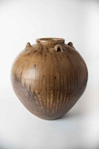 Svend Bayer Wood Fired Pot,