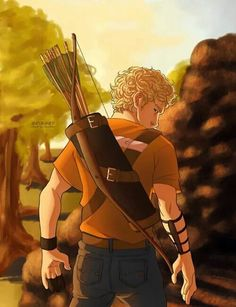 Will Solace, OMG. I LOVE YOU. THANK YOU SO MUCH FOR WHAT YOU DID THE BLOOD OF OLYMPUS. ILY.>>He's my bro :)