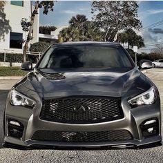 Infiniti Q50s Infiniti Sedan, Infiniti Q50 Red Sport, Nissan Infiniti, Slammed Cars, Jdm Cars, Super Sport Cars, Car Mods, Drifting Cars, Import Cars