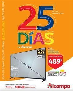 5bfe1d9b03 Catálogo ALCAMPO del 1 al 14 de octubre. Ofertas Supermercados · Folletos y  calálogos