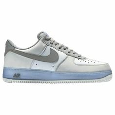 ee58526fd20f39 Nike Air Force 1 - Low - Men s  89.99 Selected Style  White Light  Grey Light Blue Width D  Medium Product    88298069