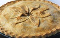 Old English Rabbit Pie