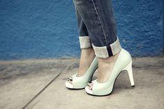 I am Trouble *mint* by LaLaLove hits the streets! <3 con @Vanessa (La Vida de Serendipity) Rodriguez