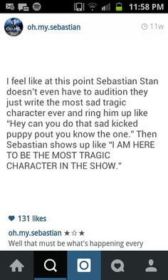 Taken from oh.my.sebastian instagram | Cause he's our little Romanian puppy