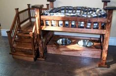 Furniture. Some Pictures Of Beautiful And Creative Dog Beds For ...