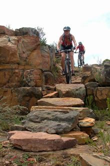 Mountain biking at Mount Anderson near Lydenburg is a perfect escape from the rat race Mountain Bike Trails, Hiking Trails, Rat Race, African Countries, Cycling Bikes, Road Bike, Country Life, Mtb, South Africa