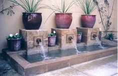 Pools and Waterfeatures - traditional - landscape - phoenix - JSL Exteriors Landscape Design/Build