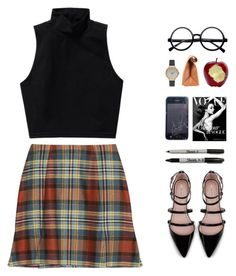 Cause I Try And I Try And I Try by ana-valery22 on Polyvore featuring Talula, Vivienne Westwood Anglomania, Zara and Olivia Burton