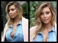 Image result for going from brown to blonde
