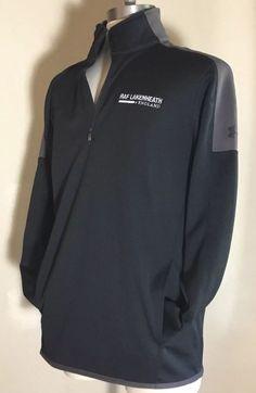 "UA Mens Large Pullover Fleece ColdGear ""RAF Lakenheath, England"" $62.00 #UnderArmour #SweatshirtsFleeces"