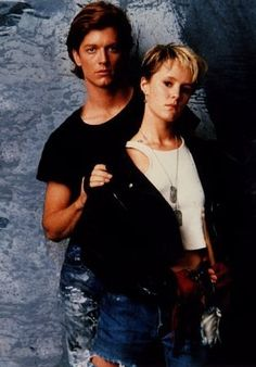 """Great movie .........Eric Stoltz and Mary Stuart Masterson in """"Some Kind of Wonderful""""...."""