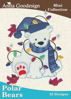 anita goodesign polar bears