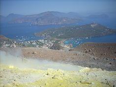 Vulcano island, Eolie, Sicily