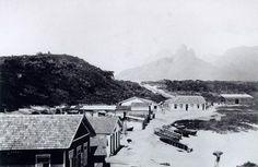 Copacabana. 1895. Fotografia de Marc Ferrez