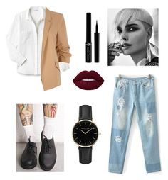 """Untitled #12"" by yattodekita on Polyvore featuring Lacoste, River Island, Melissa, Giorgio Armani and ROSEFIELD"