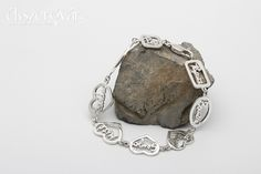 Cuff Bracelets, Silver, Projects, Jewelry, Fashion, Log Projects, Moda, Blue Prints, Jewlery