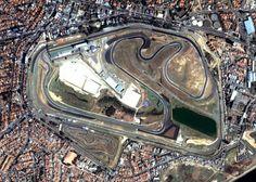 Formule 1 : Grand-Prix du Brésil 2014, dates et horaires