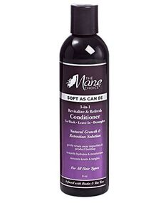 the mane choice the mane choice | 3 In 1 Revitalise And Refresh Conditioner Co Wash Leave In Detang