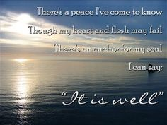 Chris Tomlin Song based off Hebrews 6:19- LOVE LOVE