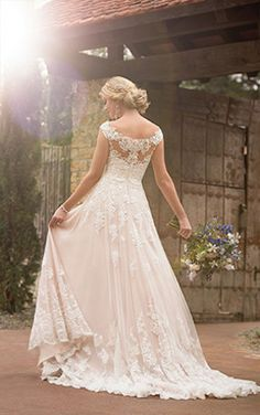 Located near Southampton in Hampshire, Anya Bridal Couture stock the latest range of high quality wedding dresses. Including the lovely range of Essense of Australia gowns.