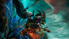 World of Warcraft Game Wallpapers