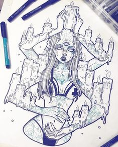 psycho path — Artist: Gwen D'Arcy
