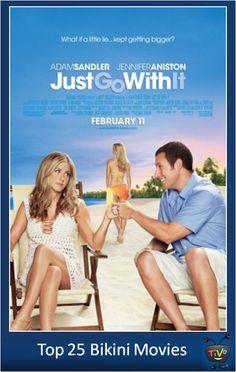 Top 25 Bikini Movies - Just Go With It