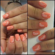 Nail spring color