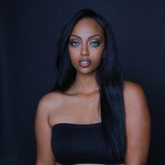 -The Curvy Nation- Dark Skin Beauty, Pure Beauty, Hair Beauty, Black Beauty, Beautiful Black Women, Beautiful Eyes, Beautiful People, Beautiful Ethiopian Women, Beautiful Ladies