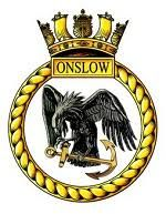 HMS Onslow G17 Navy Badges, Emblem, Navy Ships, Crests, Royal Navy, Patches, Flag, Symbols, Military