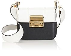 LANVIN Jiji Mini Shoulder Bag. #lanvin #bags #shoulder bags #leather