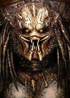 predator master by gritsfx on deviantART. not quite a demon, but I'm not gonna argue the point with it.