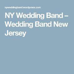 Find The Best Live Wedding Band Music For Corporate Events Party And Receptions Entertainment Songs In New York City Jersey Connecticut Pe