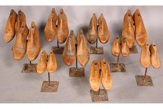 vintage boot last - Google Search