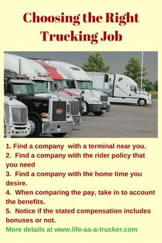 Becoming a trucker a trucker is not hard to do. Here are some things that you should consider first. Then you will learn how to proceed. Truck Driving Jobs, Truck Drivers, Driving School, Big Rig Trucks, Lifted Ford Trucks, Semi Trucks, Truck Living, Truck Quotes, Living On The Road