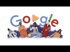 Today's annual International Women's Day Doodle celebrates women coming together throughout the world—and generations—with a special animated video. The multilayered paper mandala . Logo Google, Art Google, Google Doodles, Anderson Freire, Google Homepage, Web Design, 8th Of March, Train Layouts, Computer Science