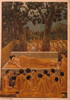 The Life of the Buddha (Thailand)