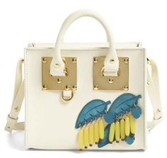 Trend Finder: Tropical Birds, Leaves and Butterflies - Accessories Magazine