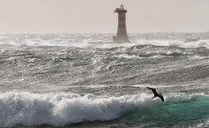 reportages: ALLARME in Toscana: in arrivo venti forti e maregg...