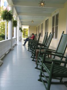 Balsam Mountain Inn, Balsam, NC  Sept 2012