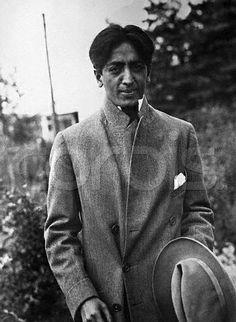 Jiddu Krishnamurti. California. 1930.