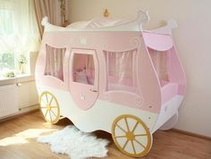 Kız Bebeği Odaları Dekorasyonu