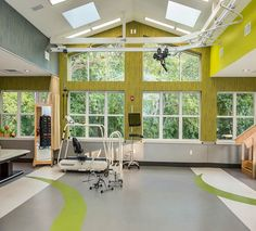 Brookside Healthcare and Rehabilitation Center, Abington, PA with ICON Interiors, Brooklyn, NY