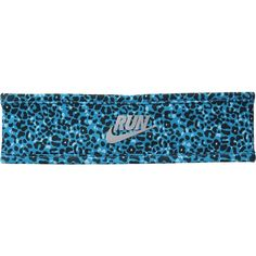 Nike Run Lotus Headband (Blue Lagoon/Black/Reflective Silver) Headband ($9.99) ❤ liked on Polyvore featuring accessories, hair accessories, blue, nike, nike hairband, head wrap headbands, silver headband and hair bands accessories
