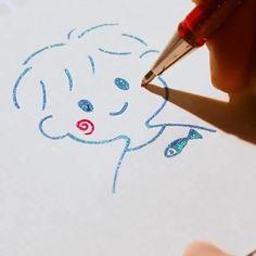 Easy Doodles Drawings, Easy Doodle Art, Bff Drawings, Art Drawings For Kids, Simple Doodles, Cute Doodles, Drawing For Kids, Drawing Sketches, Cute Little Drawings