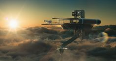 A look back at the cinematic inspirations in the Tom Cruise Science Fiction film Oblivion. Director Joseph Kosinski pays homage to A Space Odyssey, Star Wars, the Jetsons and many more. Oblivion 2013, Oblivion Movie, Tom Cruise, Science Fiction, Fiction Film, House In The Clouds, Hd Wallpaper, Wallpapers, Temples