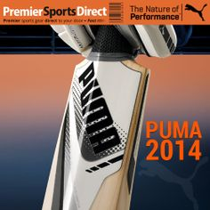Make 2014 a #cricket season to remember with a new Puma Cricket Bat, including Chromium & Platinum editions. Visit Premier Sports Direct today to view all the latest cricket gear.